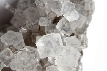 salt mineral background