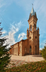 Kirche Samarkand