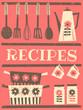 Vintage Recipe Card