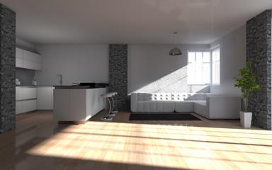 Wohndesign - modern wohnen