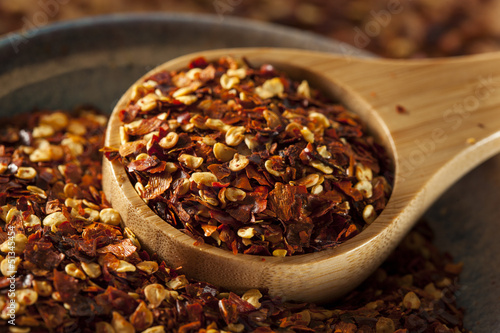 Organic Spicy Red Pepper Flakes