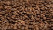 coffee in motion close-up chroma key background