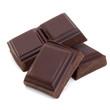 Morceaux de chocolat - 51349280