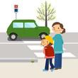 交通安全イメージ