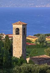 Manerba, campanile della Pieve