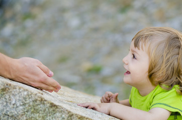 Trust of a Child