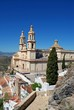 Church, Olvera, Andalusia © Arena Photo UK