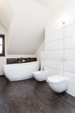 Grand design - bath, toilet and bidet