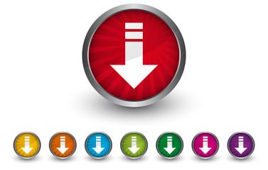 Buttonsammlung - Pfeil - Download