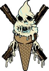 cone glace