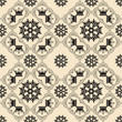 background retro: wallpaper, pattern, seamless, vector.