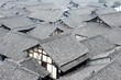 Roofs of Chinese ancient buildings