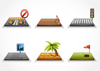 grounds icons