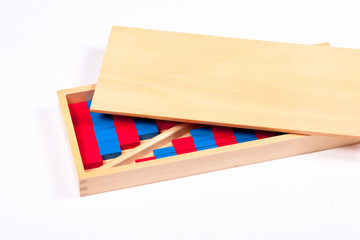 Montessori Learning Material in a Box