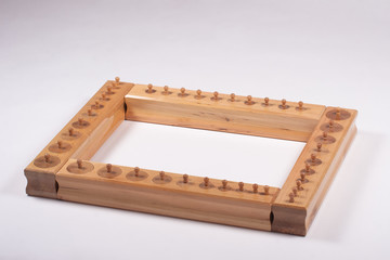 Montessori Knobbed Cylinders in Blocks