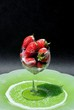 Strawberries in a glass © Arena Photo UK