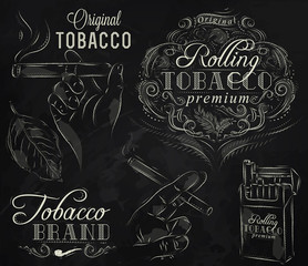 Collection tobacco