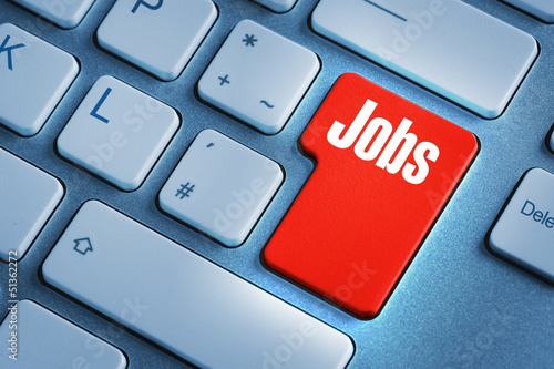 Keyboard with Jobs