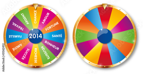 Roue de la fortune 2014-1 - 51362452
