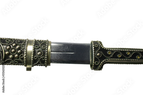 decorative dagger