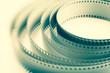 filmstrip roll dynamic