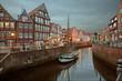 historische Altstadt am Stadtgraben