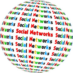 social network icon,vector