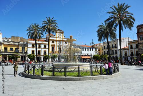 Plaza de España, Mérida
