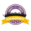 Button: Schlagerparty