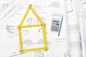 Hausbau Projekt