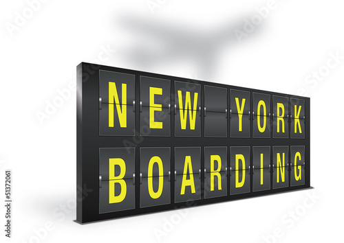 New York boarding