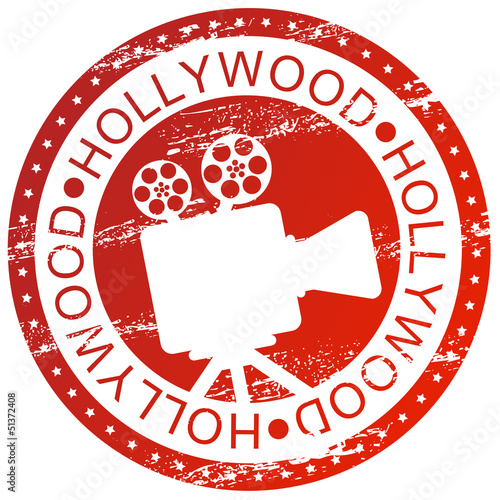 Stamp - Hollywood, USA