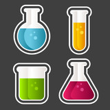 Test Tube Icons