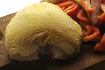 Chicken Pollo 닭 FRango Poulet