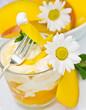 Leichter, fruchtiger Genuss im Sommer: Mango-Quark