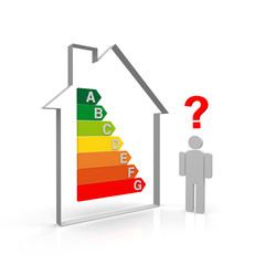 Haus, Euro, Kosten, Energieausweis, Sanierung,