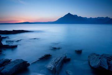 Elgol Beach, Isle of Skye,Scotland