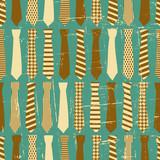 Vintage Ties Pattern