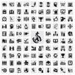 Set of icons. education