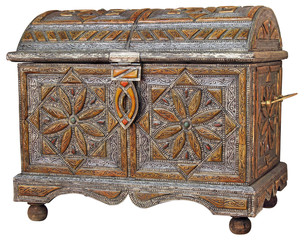 Moroccan chest1