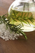 Essential Oil with rosemary and sea salt
