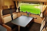 Fototapety RV (camper, motorhome, caravan) interior