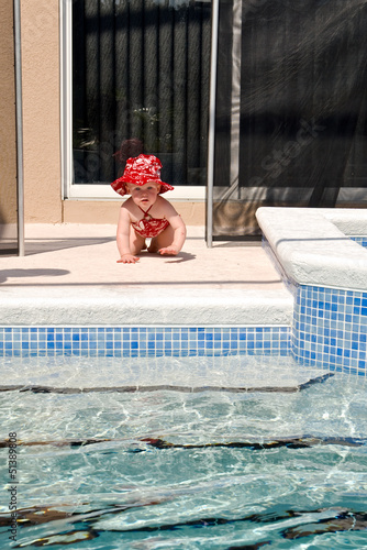 Toddler Swimming Pool Safety