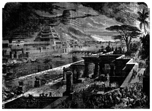 Conquest of Babylon (Antiquity) - Persia