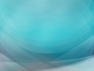 Wavelet aurora abstract background