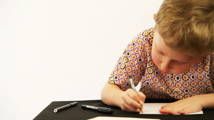 Little boy writes letter to ...