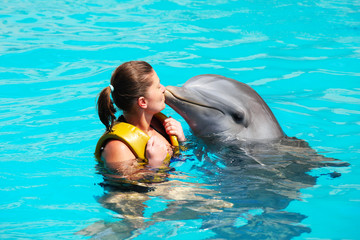I love dolphins!