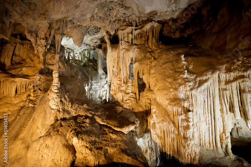 Nerja Caves in Spain