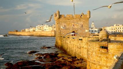 Essaouira Fortress. Morocco, Africa