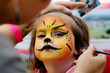 Face painting - 51406019